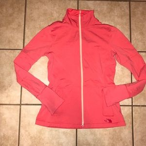 The north face vapor wick jacket